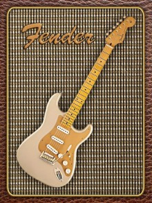 Shavit Mason | Fender Stratocaster Classic Player Photography Prints by artist Shavit Mason | Photo Prints On Canvas, Paper | ArtZolo.com