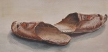 Bhavesh Patel | Watercolor Painting title Still Life I on Paper | Artist Bhavesh Patel Gallery | ArtZolo.com