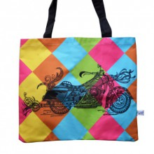 Sejal M | Bike bag Craft Craft by artist Sejal M | Indian Handicraft | ArtZolo.com