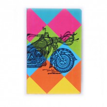 Sejal M | Bike Book Craft Craft by artist Sejal M | Indian Handicraft | ArtZolo.com