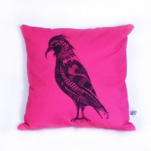 Sejal M | Designer Bird Cushion Craft Craft by artist Sejal M | Indian Handicraft | ArtZolo.com