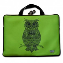 Sejal M | Owl Laptop Sleeve Craft Craft by artist Sejal M | Indian Handicraft | ArtZolo.com
