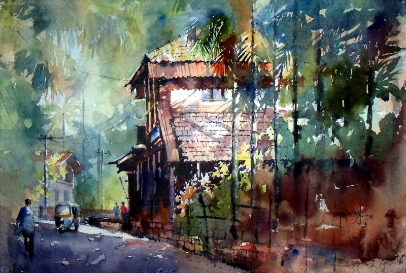 Image result for watercolor painting artist