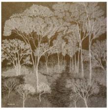 Landscape Acrylic Art Painting title 'Landscape' by artist Shuvankar Maitra