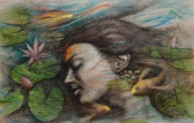 Fantasy 1 | Painting by artist Darshan Sharma | oil | Canvas