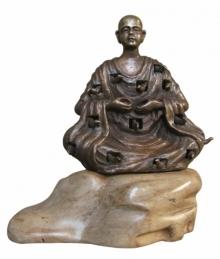 art, sculpture, bronze, religious, budhha