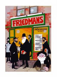 The Friedmans | Painting by artist Mario Miranda | other | Paper