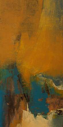 Abstract Acrylic Art Painting title Untitled 120 by artist Siddhesh Rane