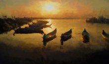 ANIL KUMAR K | Colors of nature Digital art Prints by artist ANIL KUMAR K | Digital Prints On Canvas, Paper | ArtZolo.com