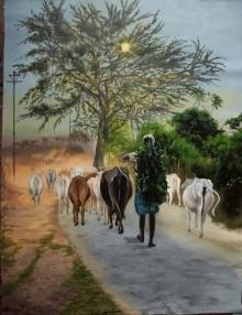 #animal #realistic #landscape #colourpencils