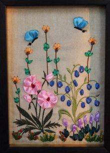 Mohna Paranjape | MRF 5 Mixed media by artist Mohna Paranjape on Cloth | ArtZolo.com