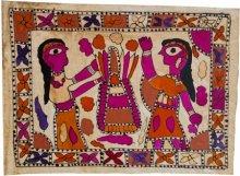 art,painting,folk,indian,traditional,tribal,madhubani,mithila