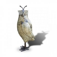Dekulture Works | Recycled Iron Owl Craft Craft by artist Dekulture Works | Indian Handicraft | ArtZolo.com