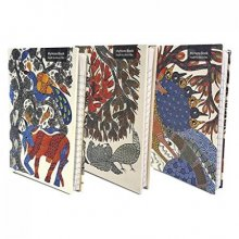 MyNotebook (Set of 3) | Craft by artist De Kulture Works | Paper