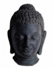 Buddha | Sculpture by artist Sucharita Adhikary | Bronze