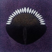 Untitled 22 | Mixed_media by artist Sandeep Ghule | Paper