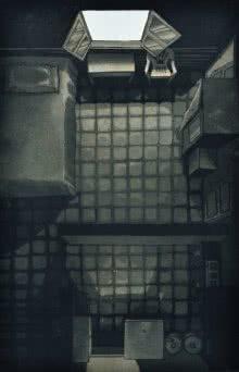 Room - II | Drawing by artist Kinnari Tondalekar |  | others | Paper