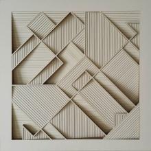 Untitled 1 | Mixed_media by artist Ravi Shankar | Paper