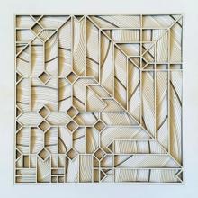 Untitled 11 | Mixed_media by artist Ravi Shankar | Paper