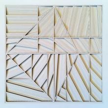 Untitled 12 | Mixed_media by artist Ravi Shankar | Paper