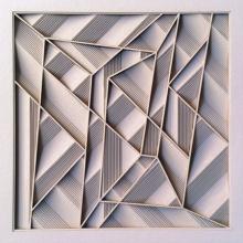 Untitled 13 | Mixed_media by artist Ravi Shankar | Paper