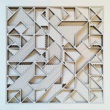 Untitled 14 | Mixed_media by artist Ravi Shankar | Paper
