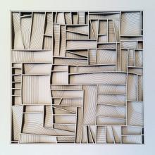 Ravi Shankar | Untitled 15 Mixed media by artist Ravi Shankar on Paper | ArtZolo.com