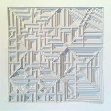 Ravi Shankar | Untitled 18 Mixed media by artist Ravi Shankar on Paper | ArtZolo.com