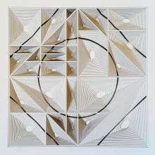 Ravi Shankar | Untitled 19 Mixed media by artist Ravi Shankar on Paper | ArtZolo.com