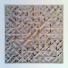 Ravi Shankar | Untitled 20 Mixed media by artist Ravi Shankar on Paper | ArtZolo.com
