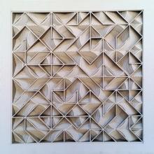 Untitled 21 | Mixed_media by artist Ravi Shankar | Paper