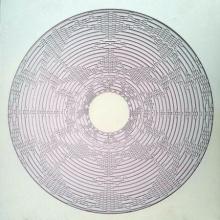 Ravi Shankar | Untitled 3 Mixed media by artist Ravi Shankar on Paper | ArtZolo.com