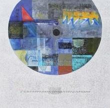 Abstract Acrylic Art Painting title Untitled 31 by artist Vivek Nimbolkar