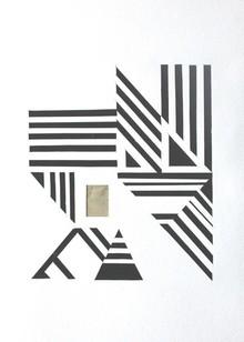 art, mixedmedia, paper, abstract