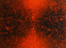 Abstract Acrylic Art Painting title Untitled 1 by artist Shivaji Chavan