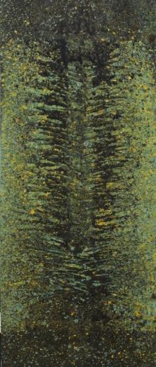 Abstract Acrylic Art Painting title Untitled 2 by artist Shivaji Chavan