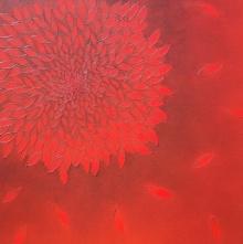 Nature Acrylic Art Painting title Untitled 5 by artist Shivaji Chavan