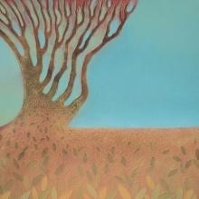 Nature Acrylic Art Painting title Untitled 6 by artist Shivaji Chavan