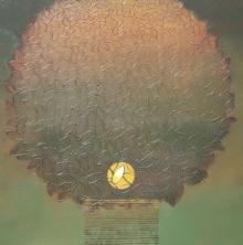 Nature Acrylic Art Painting title Untitled 7 by artist Shivaji Chavan