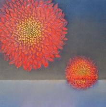 Nature Acrylic Art Painting title Untitled 8 by artist Shivaji Chavan
