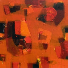 Jayesh Borse | Acrylic Painting title Energy on Canvas | Artist Jayesh Borse Gallery | ArtZolo.com