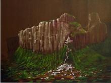 Wani | Painting by artist Yogesh Lahane | acrylic | Canvas