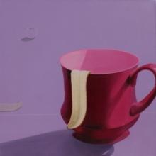 Jaswinder Singh | Acrylic Painting title Still Life 1 on Canvas | Artist Jaswinder Singh Gallery | ArtZolo.com