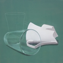 Still Life 2 | Painting by artist Jaswinder Singh | acrylic | Canvas
