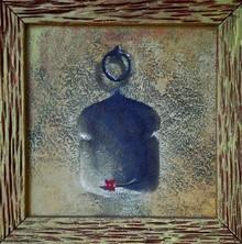 Still-life Acrylic Art Painting title Devli by artist Gopal Pardeshi