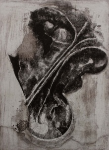 ETCHING | Painting by artist Murali  Chinnasami | acrylic | Wood