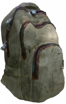 Ashwam Salokhe | Secret Sculpture by artist Ashwam Salokhe on stone | ArtZolo.com