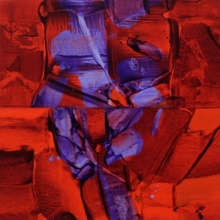 Untitled 4 | Painting by artist Dnyaneshwar Ingle | acrylic | Canvas