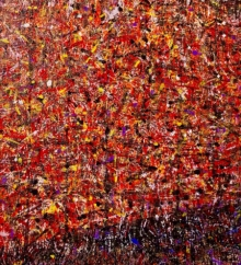 Suraj Lohar | Oil Painting title Untitled 3 on Canvas | Artist Suraj Lohar Gallery | ArtZolo.com