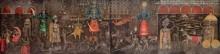 Uma Shanker Shah | Ramayan 2 Printmaking by artist Uma Shanker Shah | Printmaking Art | ArtZolo.com